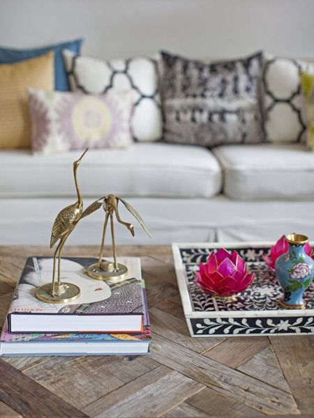 Coffee Table Styling | from Design Manifest | House & Home
