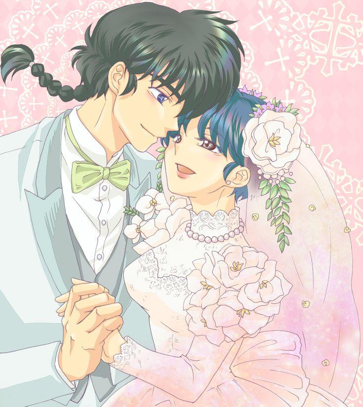 ranma 1 2 wedding ranma12imageranma1236092818891