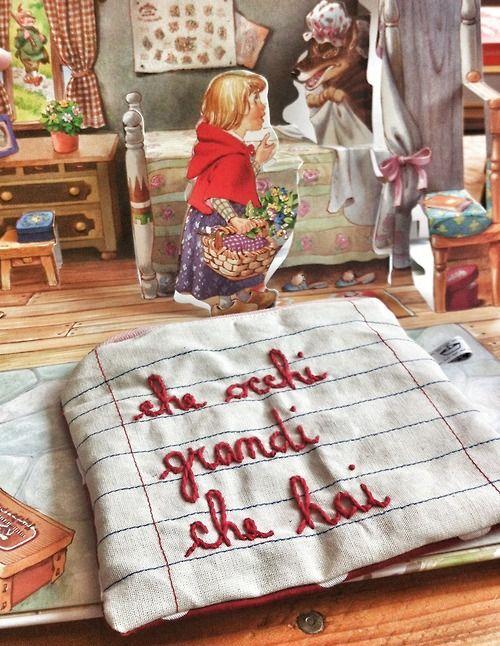 We believe in faity tales #vanitascremona #altmeansold #littleredridinghood