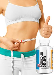 Forskolin 250 enhances your weight loss efforts by boosting the function of fat breaking enzymes and hormones within the body.