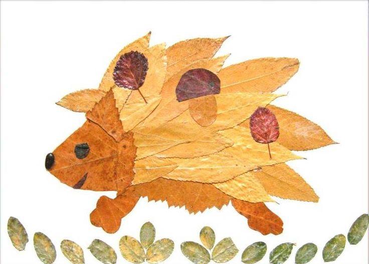 35+ Creative Leaf Animal Art   iCreativeIdeas.com Follow Us on Facebook --> https://www.facebook.com/icreativeideas