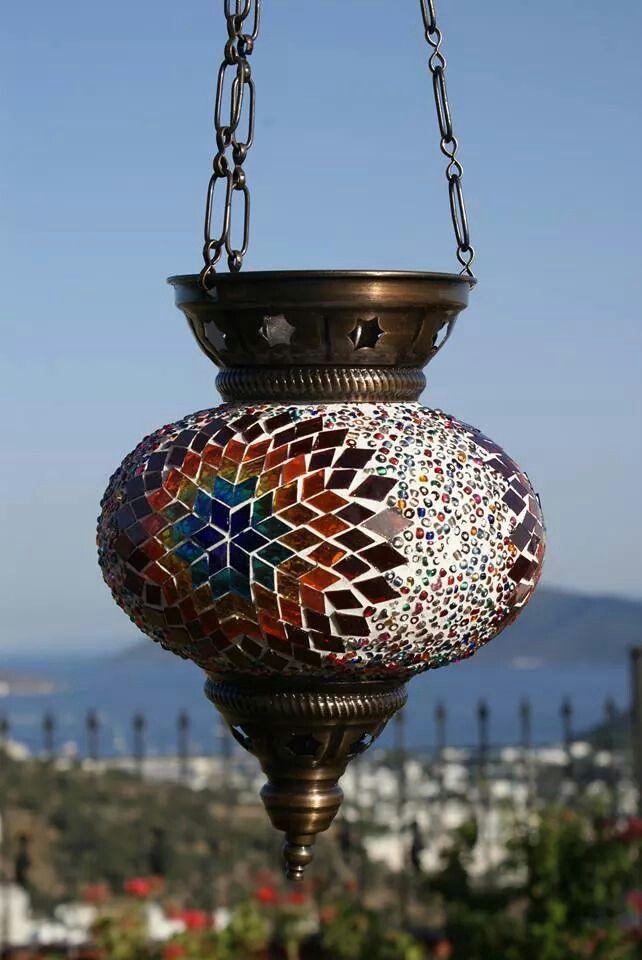 23 besten Turkse mozaiek lampen - Turkish mosaic lamps / Turkse ...