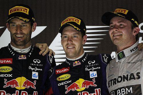 S. Vettel (Red Bull) no se relaja pese a su cuarto título y vence en el GP de Abu Dabhi 2013