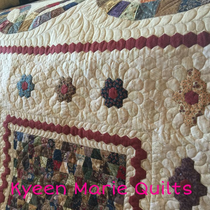 Free Motion Quilting by Kyeen McPherson- Kyeen Marie Quilts