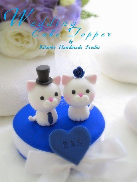 Wedding Cakes  Tier Love Topper Fondant