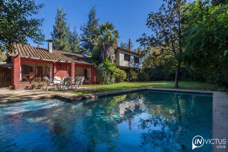Casa tradicional chilena – Invictus