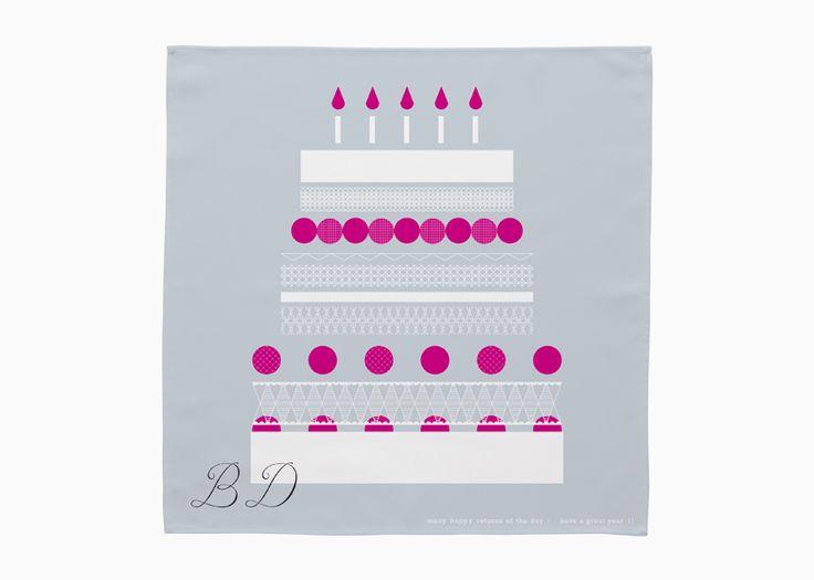BD Handkerchief | coton design