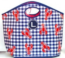 Rock Lobster Large Reusable Grab bag