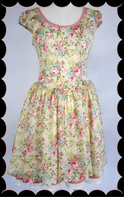 Kitten Damour Dress $269