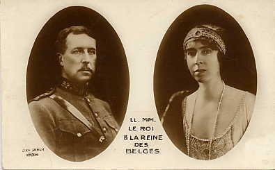 König Albert I. von Belgien und Königin Elisabeth 2 | Flickr - Photo Sharing!
