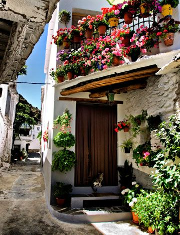 Pampaneira / La Alpujarra de Granada /España