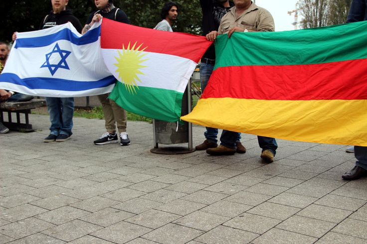 Israeli Woman Joins Kurds in Fight Against ISIS