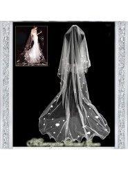 Long Wedding Veil 003