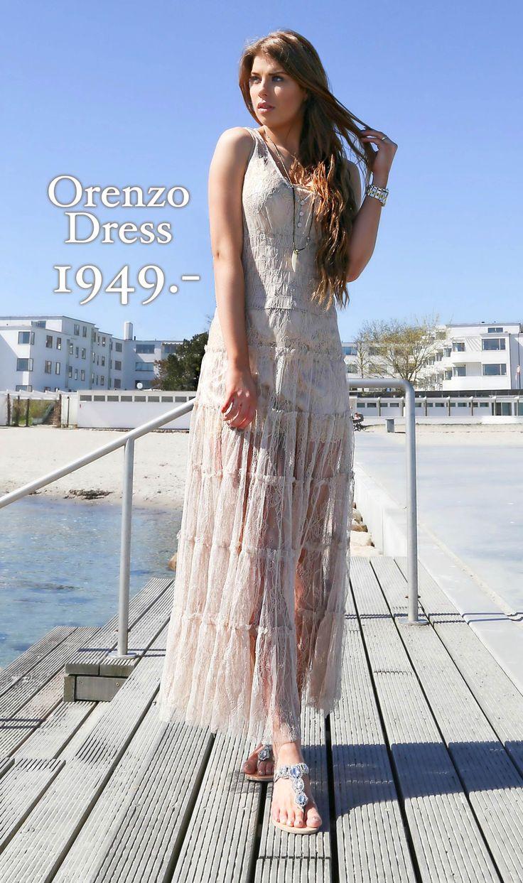 Orenzo Dress