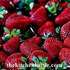 Strawberries In Season – The Kitchen Kettle