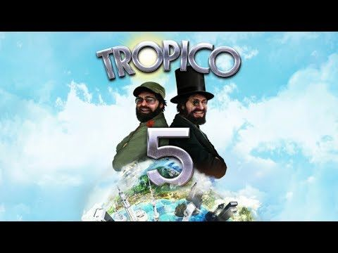 Tropico 5, Game Tutorial from Iva Jasperson
