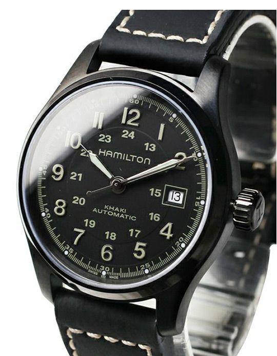 Hamilton Khaki Field Watch   Selectism