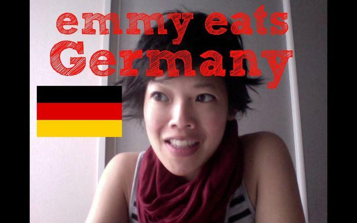 Emmy Eats Germany - German Candies emmymadeinjapan