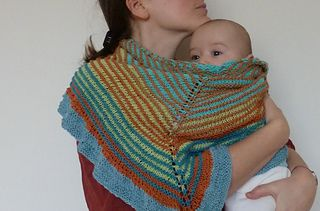 Free Knitting Pattern For Nursing Shawl : 8 best ideas about Geeky Knits/Hooks for Mom and Baby on Pinterest Legends,...