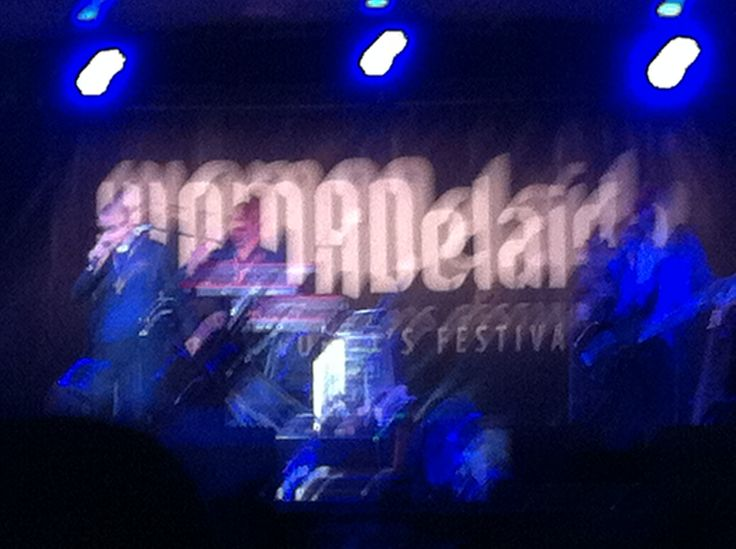 Sinhead O'Connor rockin Womadelaide