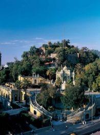 Cerro Santa Lucia, Santiago Chile    Miss it!