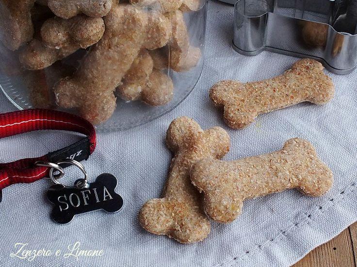 Biscotti+per+cani+alle+patate