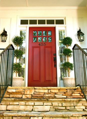 119 best Fabulous Paint Colors for Front Doors images on Pinterest ...
