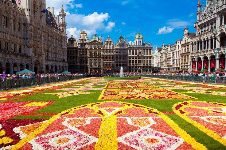 Belgium tourist attractions - http://stunningvacationtips.com/belgium-tourist-attractions/