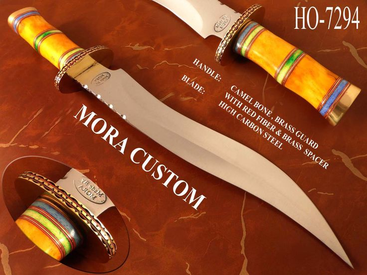 Custom Handmade 1070 High Carbon Steel Bowie Knife(For sale) For more information Contact Us: bhrcuttlery2015@gmail.com