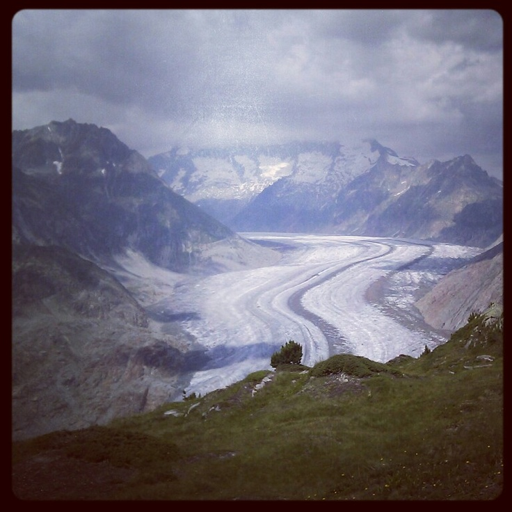 #Aletsch #Wallis #Zwitserland