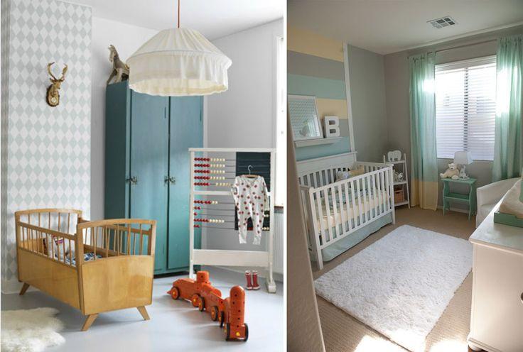 Habitaciones de beb infantil pinterest bebe y colores - Habitaciones infantiles bebe ...