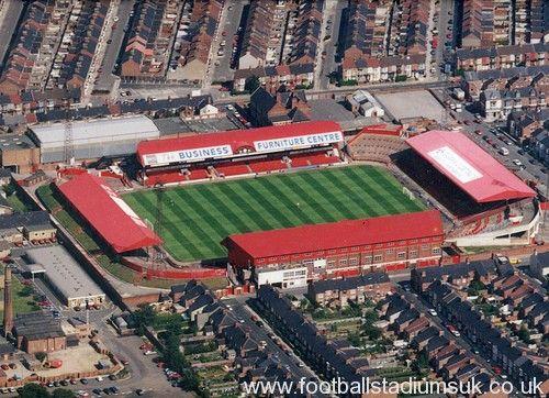 Ayresome Park Middlesbrough|