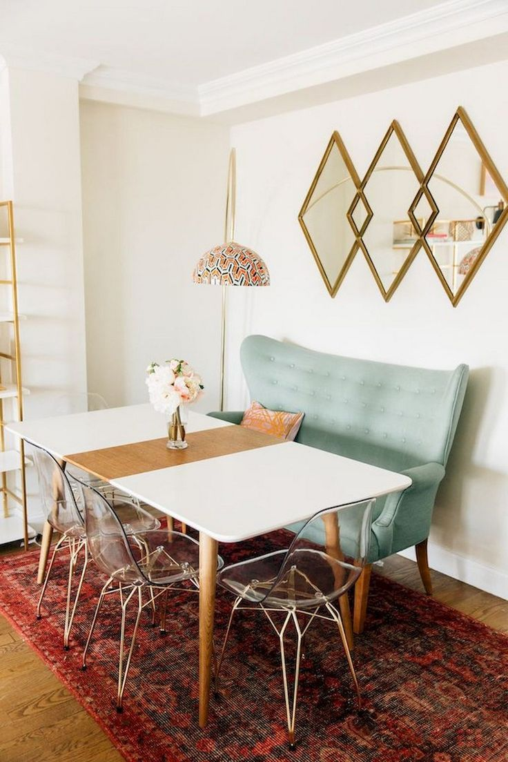 A Dining Room Design He Will Surely Love Dining Room Small