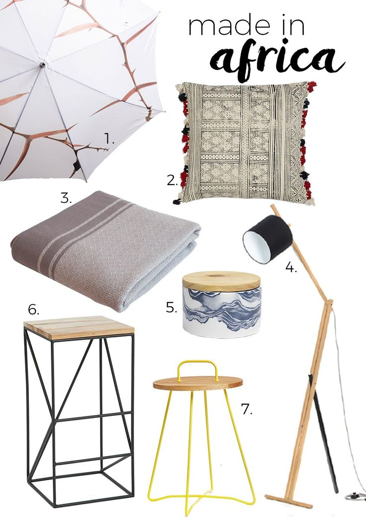 Why alternative African design is going to be big in 2017 | www.homeology.co.za