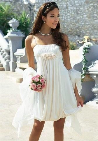 Платье на второй день свадьбы фото