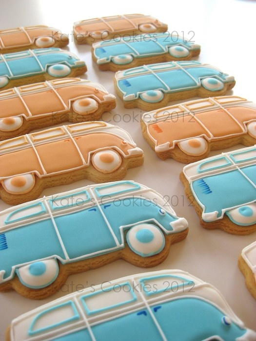 @Kyle Whitcroft If you ever get a VW Van someday, we can celebrate with matching cookies!  haha