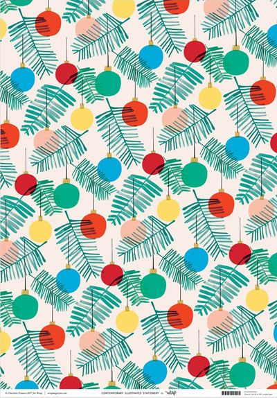 print & pattern: XMAS 2017 - charlotte trounce