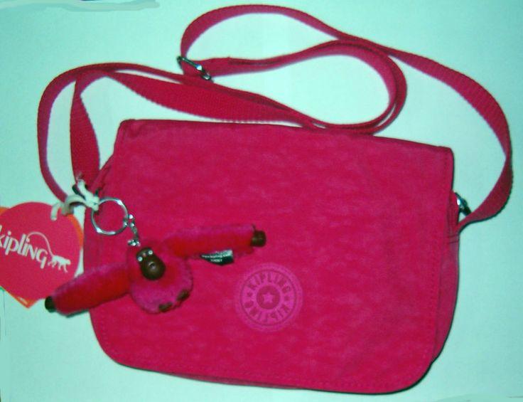 Kipling Hand und Umhänge-Tasche Pink !?  Schnäppchen-Preis jetzt zuschlagen !  Schnäppchen-Preis jetzt zuschlagen !