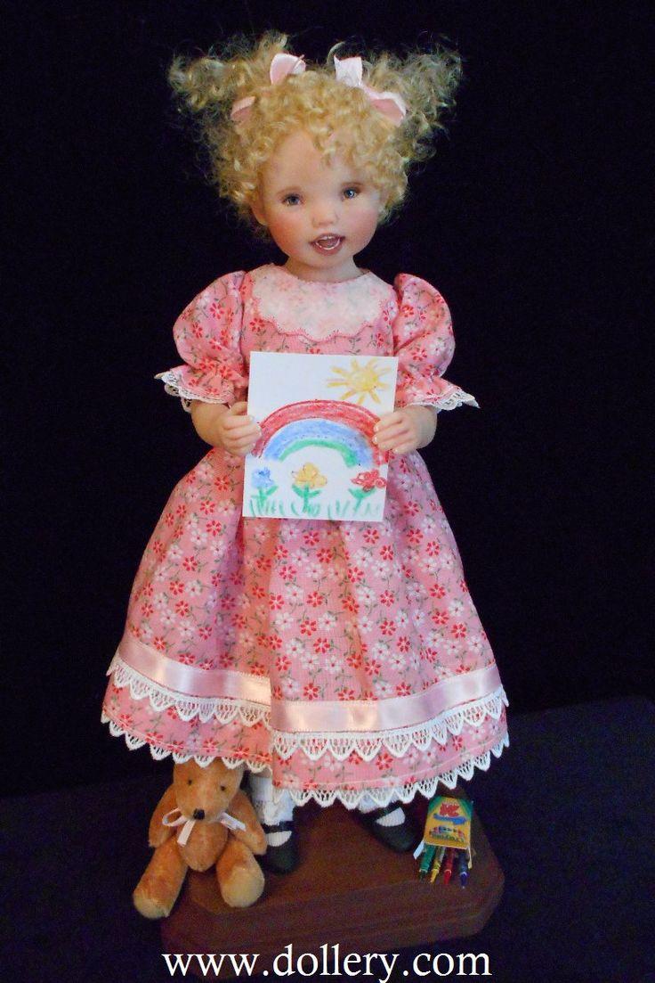 27 besten Dolls by - Julie Fisher Bilder auf Pinterest | Fisher ...