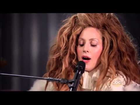 "▶ Lady Gaga - ARTPOP (feat. Elton John) (Live at ""Lady Gaga & the Muppets' Holiday Spectacular"") - YouTube"