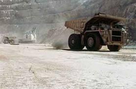 Copper Mining Chile