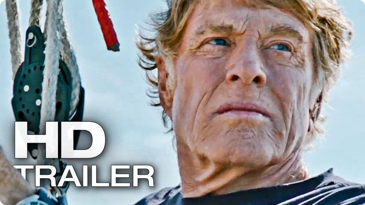 ALL IS LOST Offizieller Trailer Deutsch German   2014 Robert Redford [HD]