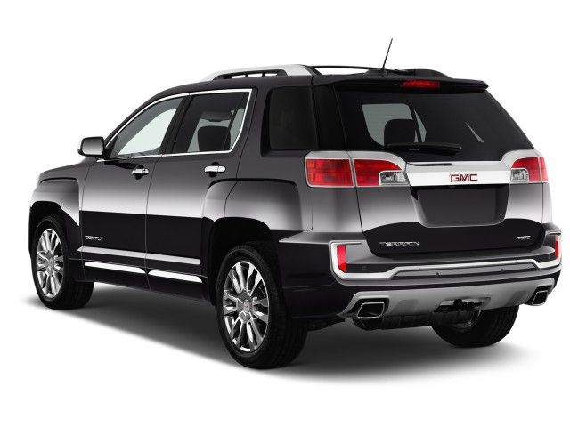 2016 GMC Terrain prices and expert review - The Car Connection