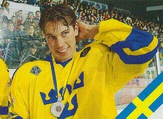 Peter Forsberg | Team Sweden | Hockey