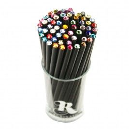 RUBINATO SWAROVSKI CRYSTALS 50EH PENCIL