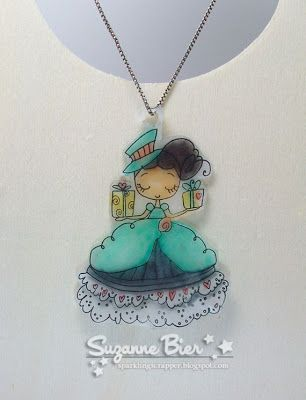 Frou Frou Birthday http://thegreetingfarm.com/shop/index.php/rubber-stamps/frou-frou/frou-frou-birthday.html