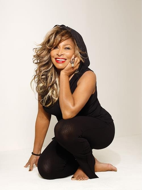 Tina Turner at 73 years...now.