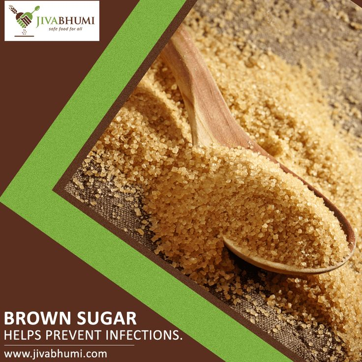 Brown sugar acts as an anti-inflammatory, and its anti-microbial properties may prevent skin infections. Buy quality brown sugar from #Jivabhumi, visit - http://bit.ly/shop_jivabhumi #Farm #Food #FarmersMarket #SafeFood