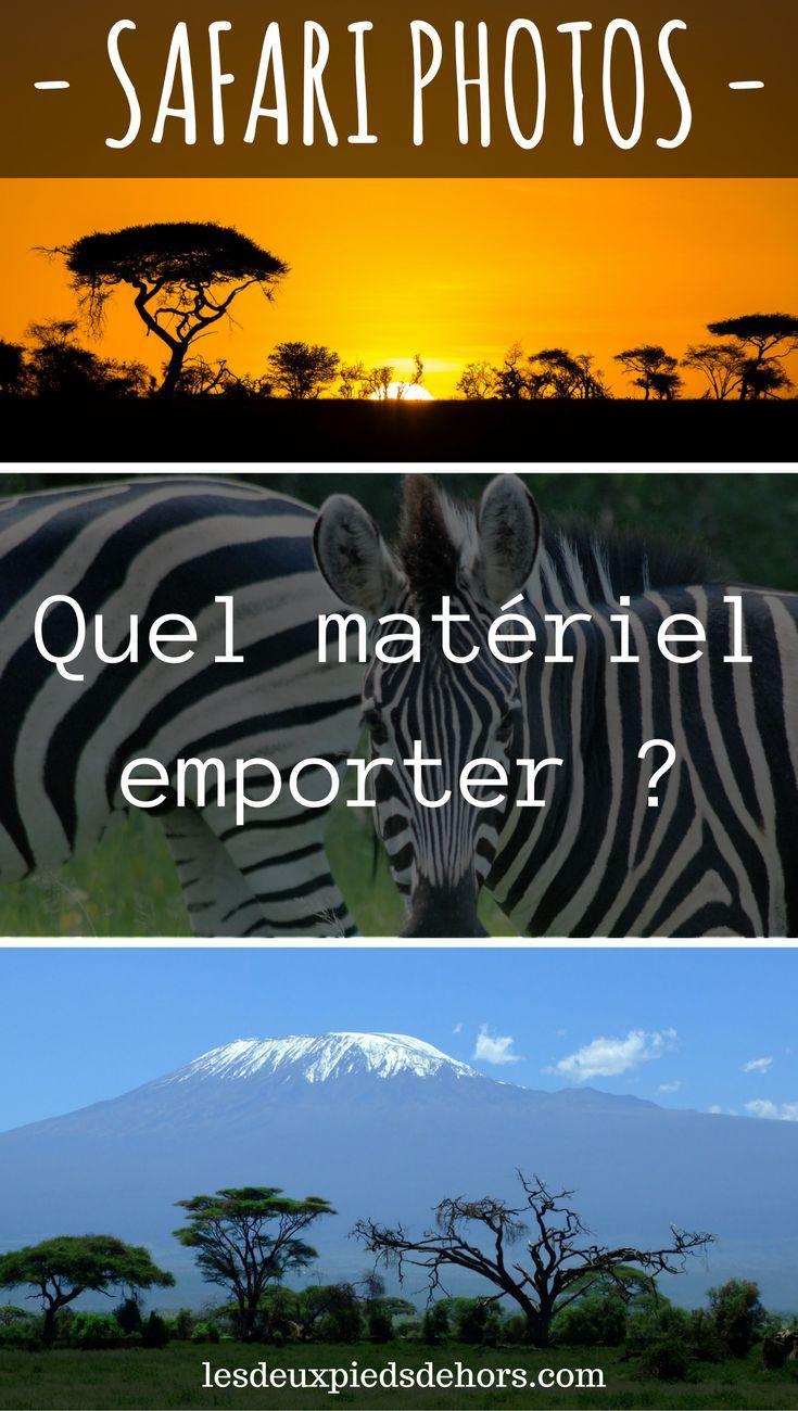 Vous partez en voyage en safari photo ? En Tanzanie, au Kenya, en Afrique du Sud, bref en Afrique ? Vous ne savez pas quel matériel photo emporter encore ? Je vous explique toutes les possibilités pour savoir quoi emporter pour voyager sur place et passer un super safari ! Les boitiers, les objectifs, zoom ou fixe, tout est expliqué !