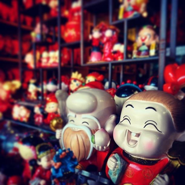 A spot of souvenir shopping #polinmonastery #lantau #hongkong - @kate_monaandmidge- #webstagram